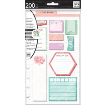 Me & My Big Ideas Create 365 CLASSIC Happy Planner Be There Sticky Notes POST-09