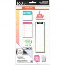 Me & My Big Ideas Create 365 CLASSIC Happy Planner Homelife Sticky Notes POST-23