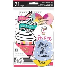 Me & My Big Ideas The Happy Planner Inspiration Cards Super Mom PPC-01