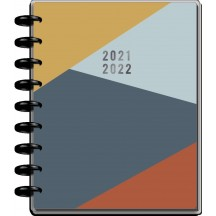 Me & My Big Ideas Rock This Day CLASSIC Teacher Happy Planner Dated Aug 2021 - July 2022 PPCD12-126