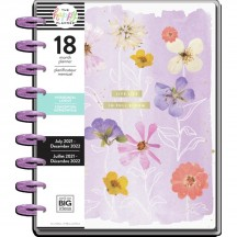 Me & My Big Ideas Life in Bloom CLASSIC Happy Planner Dated July 2021 - Dec 2022 PPCD18-009
