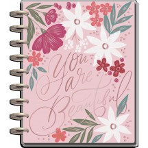 Me & My Big Ideas Spring Garden CLASSIC Happy Planner Dated July 2021 - Dec 2022 PPCD18-041