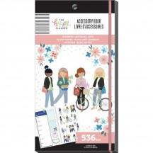 Me & My Big Ideas The Happy Planner Girl Accessory Pack - Squad Goals PPSA-29
