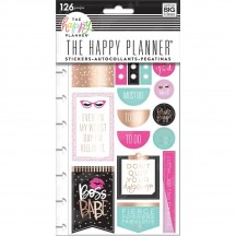 Me & My Big Ideas Create 365 The Happy Planner Boss Babe Stickers PPSP-109