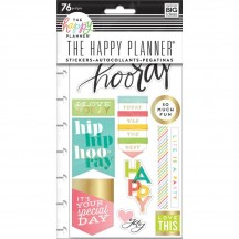 Me & My Big Ideas Create 365 The Happy Planner I Love Today Stickers PPSP-111