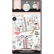 Me & My Big Ideas Create 365 The Happy Planner Simply Lovely Value Pack Stickers PPSV-107