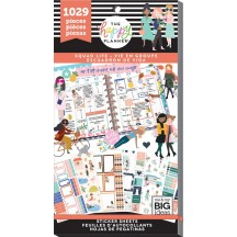Me & My Big Ideas The Happy Planner Squad Life Value Pack Stickers PPSV-112