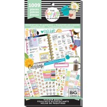 Me & My Big Ideas The Happy Planner Essential Planning Value Pack Stickers PPSV-113