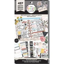 Me & My Big Ideas Create 365 The Happy Planner Botanicals Value Pack Stickers PPSV-131