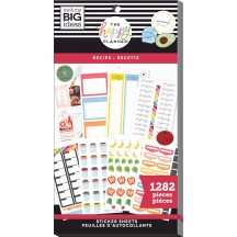 Me & My Big Ideas The Happy Planner Recipe Value Pack Stickers PPSV-168