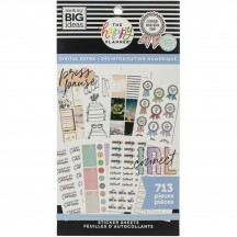 Me & My Big Ideas The Happy Planner Digital Detox Value Pack Stickers PPSV-171