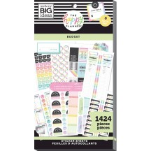 Me & My Big Ideas The Happy Planner Budget Value Pack Stickers PPSV-178
