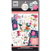 Me & My Big Ideas The Happy Planner Flowers Value Pack Stickers PPSV-179