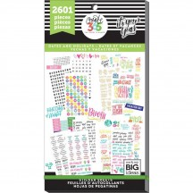 Me & My Big Ideas The Happy Planner Dates & Holidays Value Pack Stickers PPSV-19