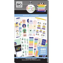 Me & My Big Ideas The Happy Planner Bookish Value Pack Stickers PPSV-193