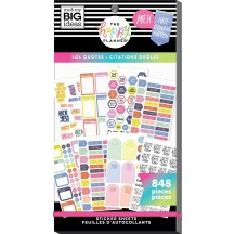 Me & My Big Ideas The Happy Planner LOL Quotes Value Pack Stickers PPSV-206X