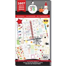Me & My Big Ideas The Happy Planner Seasonal Teacher Value Pack Stickers PPSV-24
