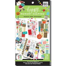 Me & My Big Ideas Happy Memory Keeping BIG Value Pack Stickers Seasons & Holidays PPSV27