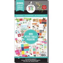 Me & My Big Ideas The Happy Planner MINI Seasonal 2 Value Pack Stickers PPSV-39