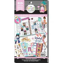 Me & My Big Ideas Create 365 The Happy Planner Squad Goals Value Pack Stickers PPSV-74