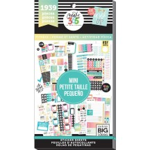 Me & My Big Ideas The Happy Planner MINI Work It Out Fitness Value Pack Stickers PPSV-36