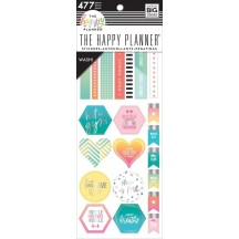 Me & My Big Ideas The Happy Planner Fitness Washi Book PPWL-02