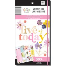 Me & My Big Ideas The Happy Planner Accessory Pack - Pressed Florals AF1AB20-010