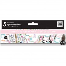 Me & My Big Ideas Create 365 Pastels Sticker Roll PRS-15