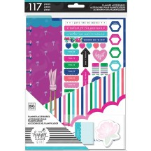 Me & My Big Ideas CLASSIC Happy Planner Multi Planner Accessories Socialite PSAP-10