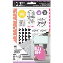 Me & My Big Ideas MINI Happy Planner Multi Accessory Pack Healthy Hero PSAPM-02
