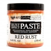 Prima Finnabair Art Extravagance Rust Effect Paste Red Rust 964689