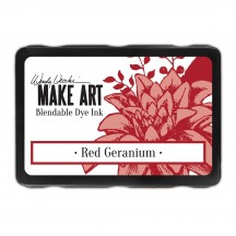 Ranger Wendy Vecchi Red Geranium Make Art Dye Ink Pad WVD62646