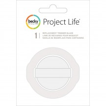 Becky Higgins Project Life Card Trimmer Replacement Blade 380601