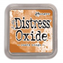 Ranger Tim Holtz Rusty Hinge Distress Oxide Ink Pad TDO56164