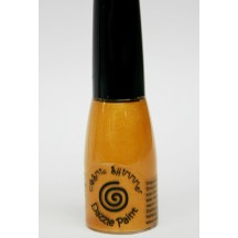 Creative Expressions Cosmic Shimmer Dazzle Paint Rich Gold 8ml