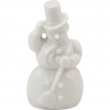 Tim Holtz Idea-ology Christmas Salvaged Snowmen TH93774