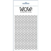 WOW! Clear Stamps - Sexi-Hexi - STAMPSET27