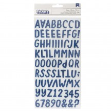 American Crafts Shimelle Field Trip Foam Letter Thickers 352208