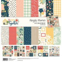 "Simple Stories So Happy Together 12""x12"" Collection Kit 11700"