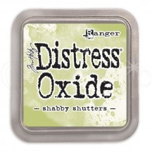 Ranger Tim Holtz Shabby Shutters Distress Oxide Ink Pad TDO56201