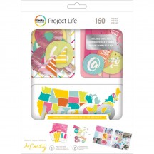 Becky Higgins Project Life Shine Bright Value Pack Cards Kit 380594
