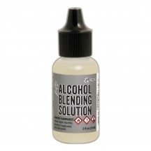 Ranger Tim Holtz Alcohol Blending Solution 0.5 fl oz / 14 ml TIM50353