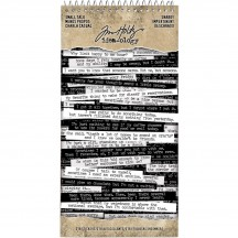 Tim Holtz Idea-ology Small Talk Snarky Phrase Stickers TH93704