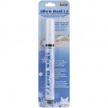 Marvy Uchida Snow Marker Pen 1022S-C