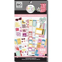 Me & My Big Ideas The Happy Planner Girl Power Value Pack Stickers SP1H30-016