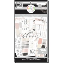 Me & My Big Ideas The Happy Planner Sophisticated Floral Classic Value Pack Stickers SP1H30-111
