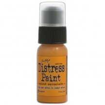 Ranger Tim Holtz Distress Paint - Spiced Marmalade - TDD36463