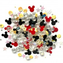 Buttons Galore & More Sparkletz Magical Embellishment Pack SPK-137