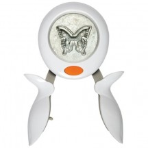 "Fiskars Butterfly 1.5"" Large Squeeze Punch 1016269"