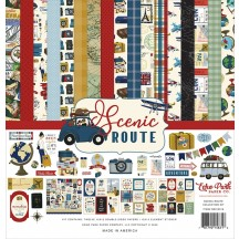"Echo Park Scenic Route 12""x12"" Collection Kit SR212016"